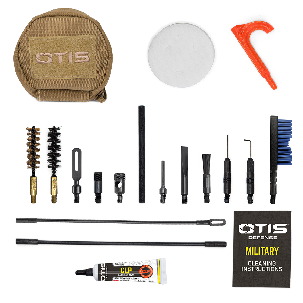9mm Pistol Cleaning Kit