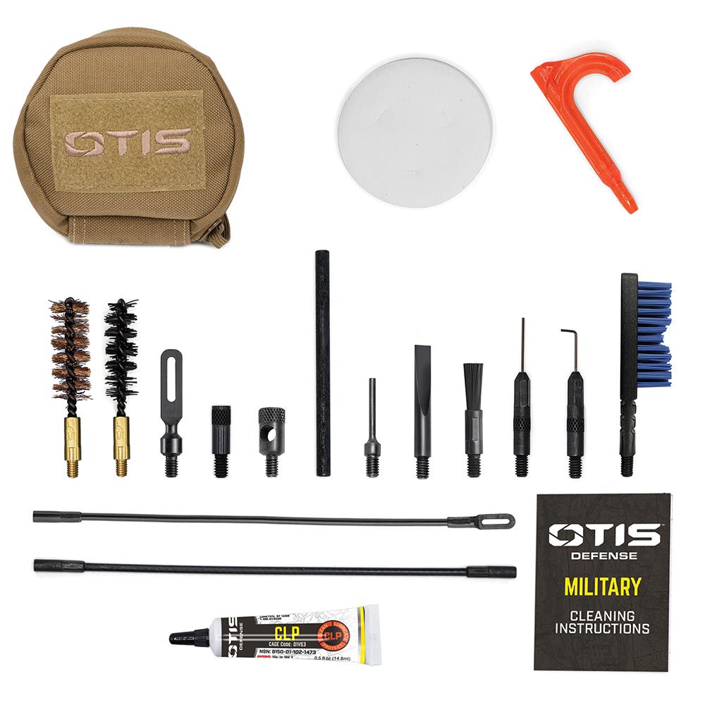 .45 Caliber Pistol Cleaning Kit