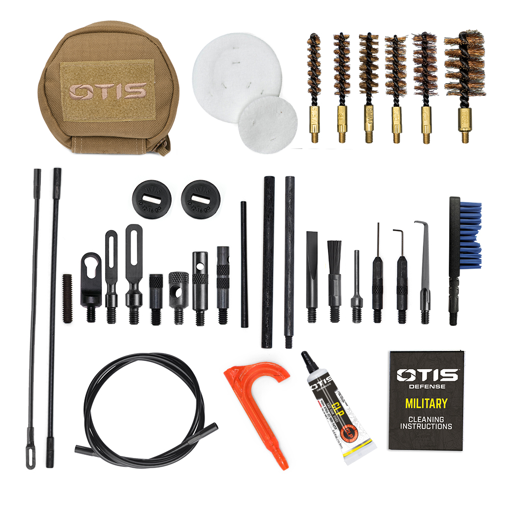 Deluxe Military Cleaning Kit