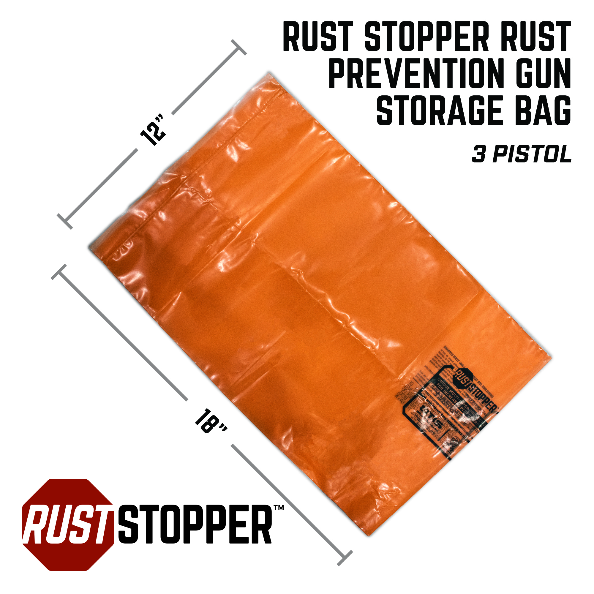 Rust Stopper™ Long Term Storage Kit
