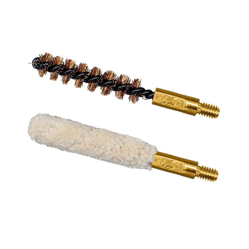 6.5mm/.260cal Bore Brush/Mop Combo Pack