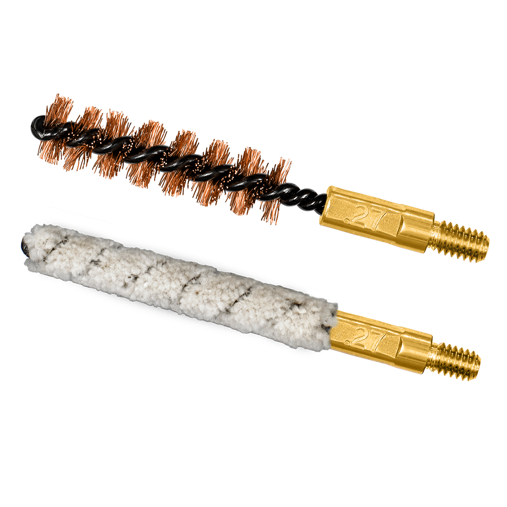 6.8mm/.270 cal Bore Brush/Mop Combo Pack