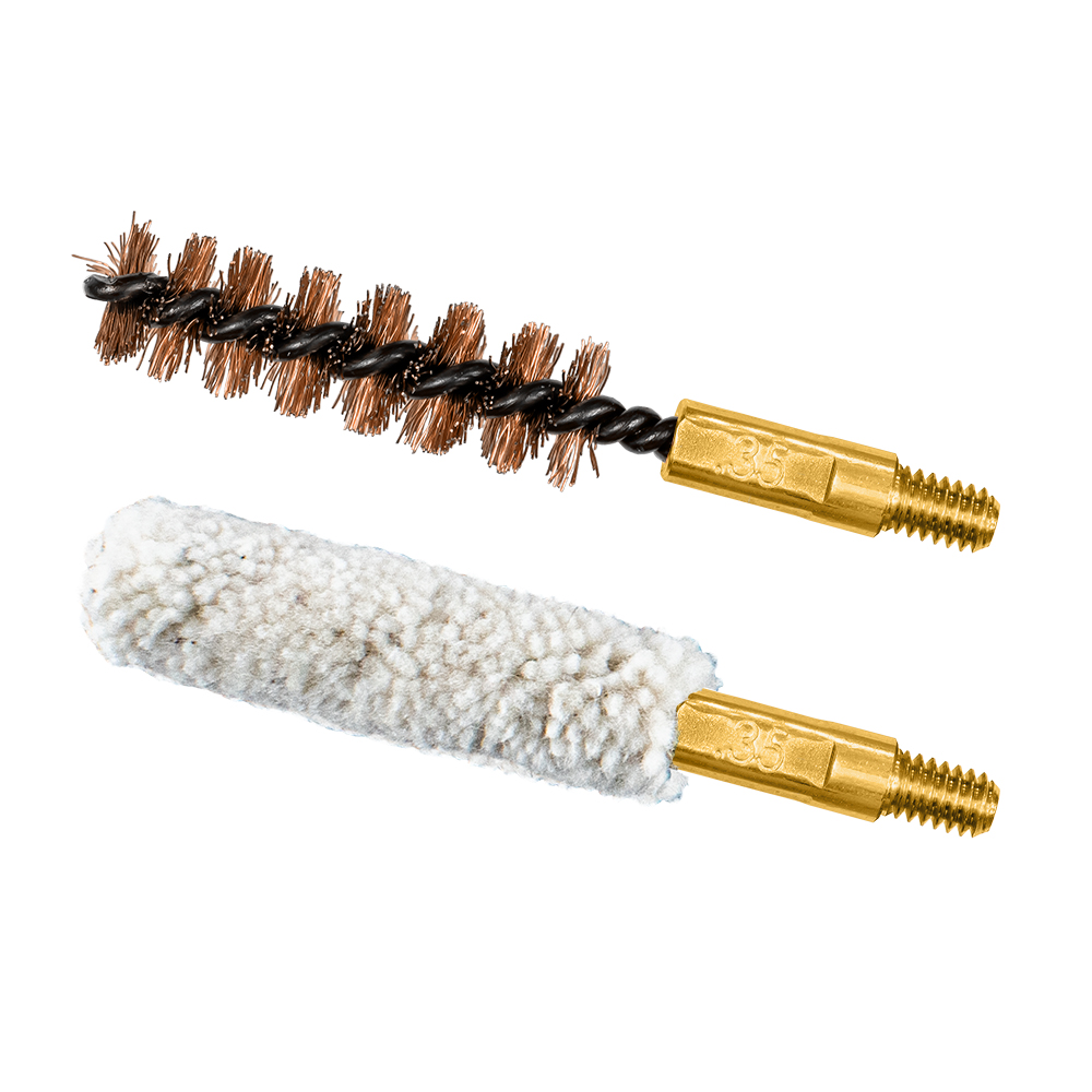 .338-357 cal Bore Brush/Mop Combo Pack