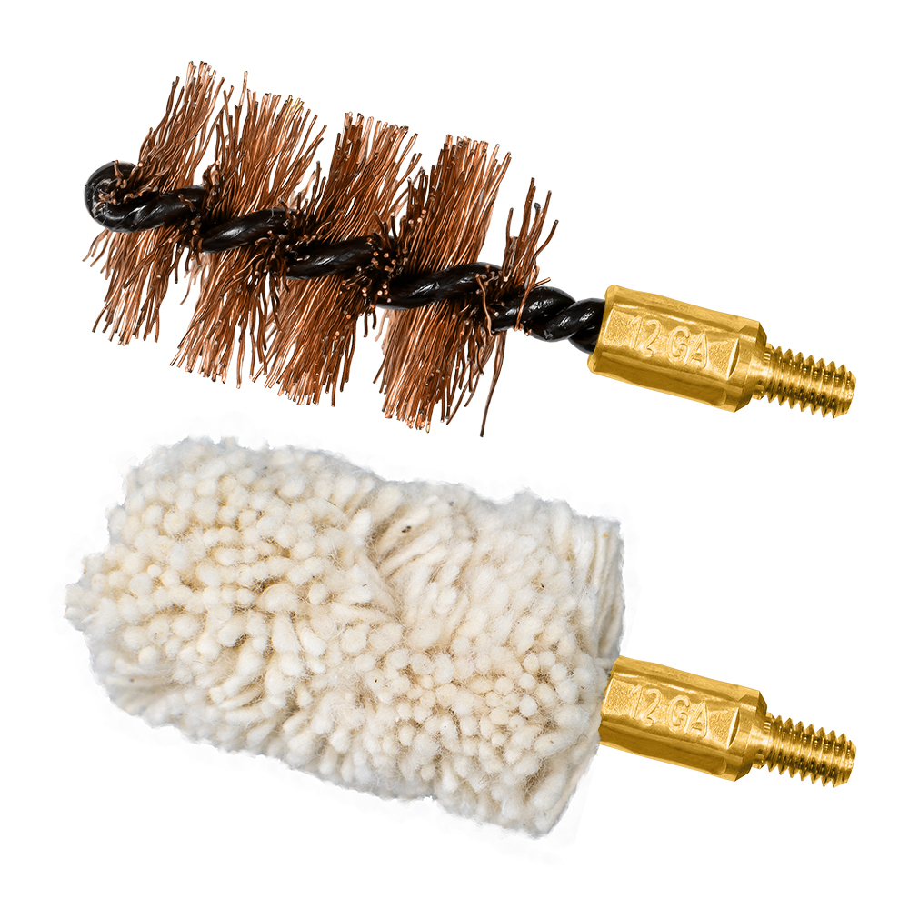 12 ga Bore Brush/Mop Combo Pack