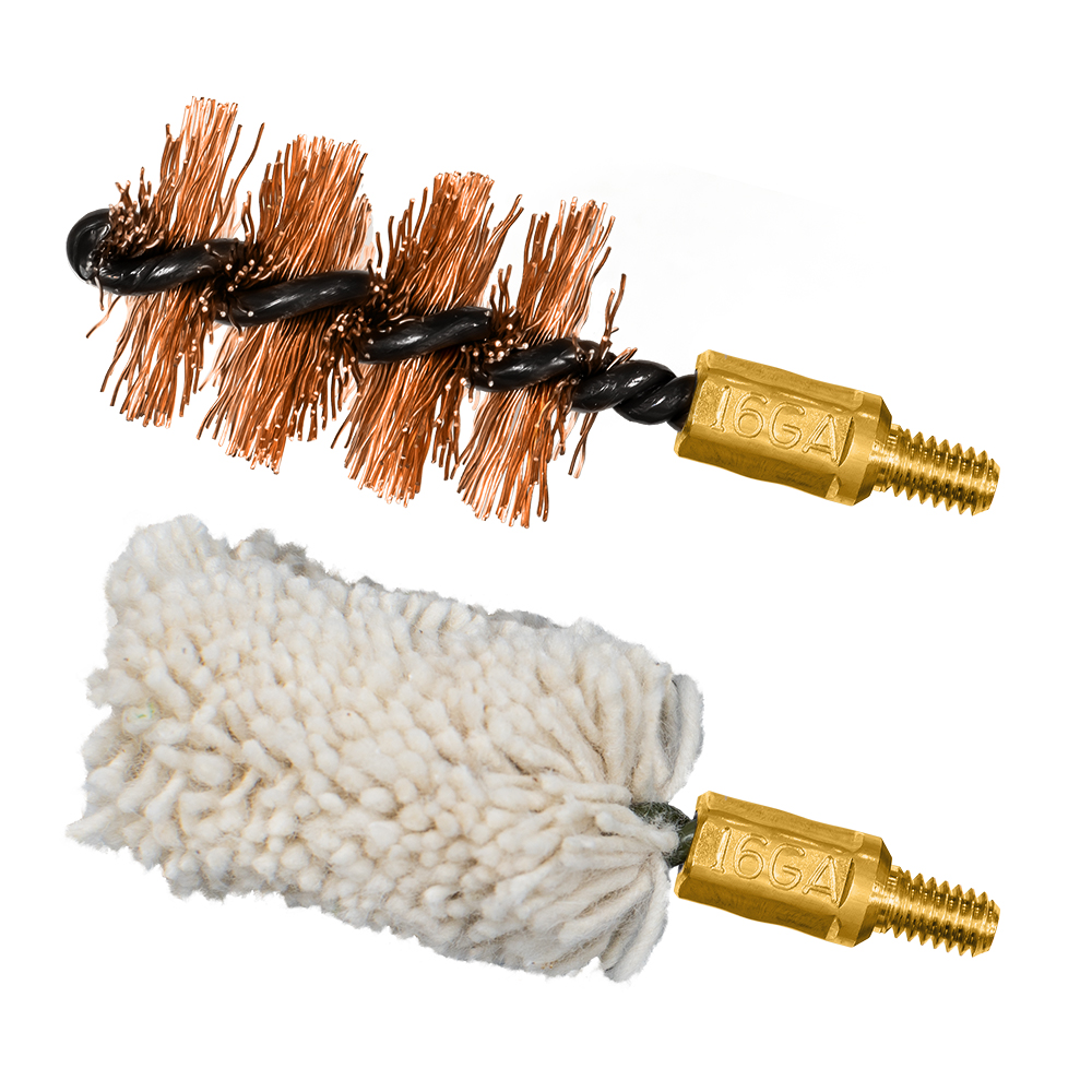 16 ga Bore Brush/Mop Combo Pack