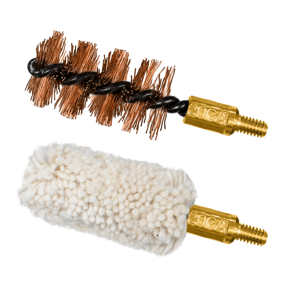 20 ga Bore Brush/Mop Combo Pack
