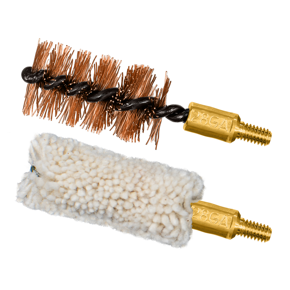 28 ga Bore Brush/Mop Combo Pack