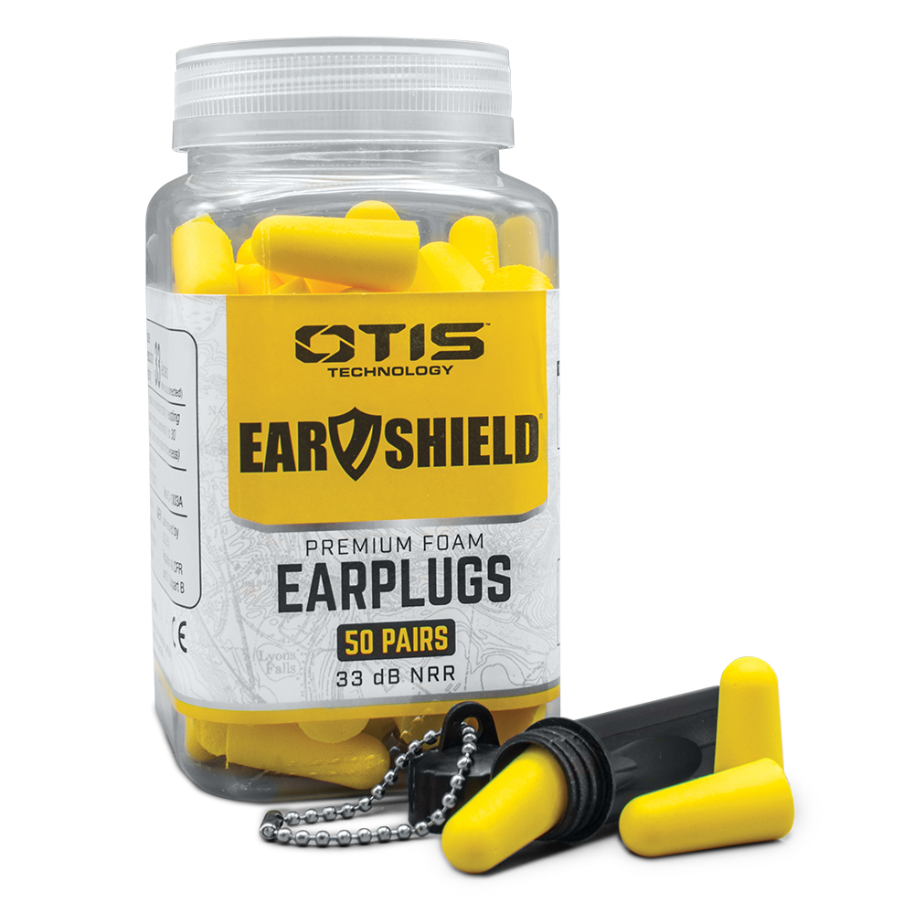 EarShield Premium Foam Earplugs