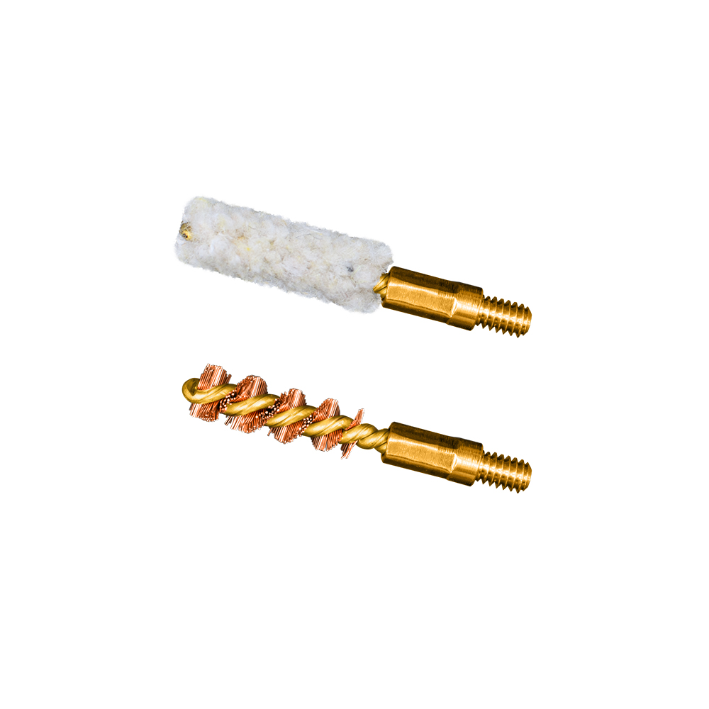 .17 cal Bore Brush/Mop Combo Pack