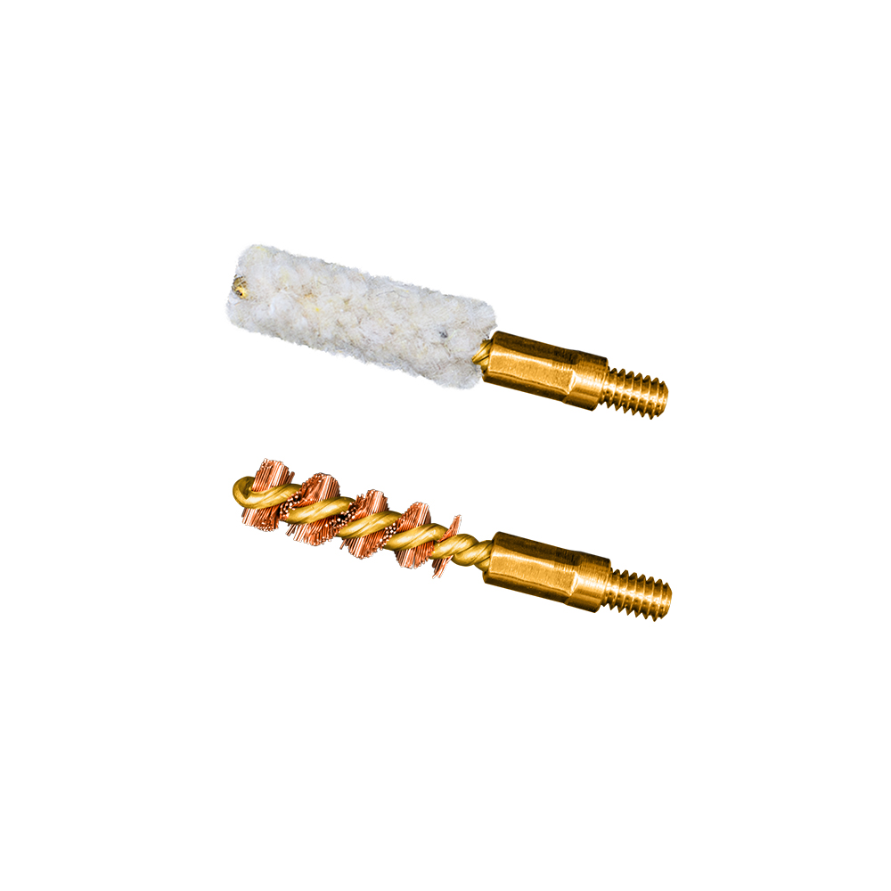 .22 cal Limited Breech Bore Brush/Mop Combo Pack