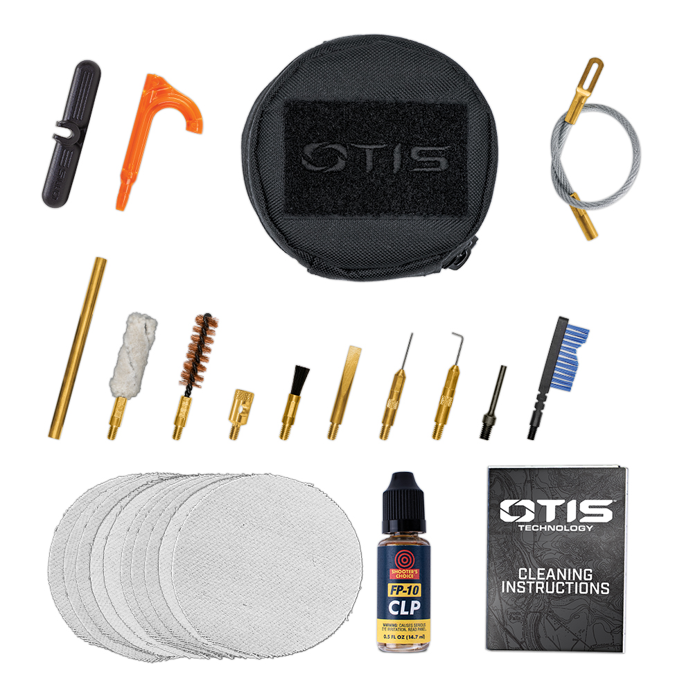 9MM - Pistol Cleaning Kit