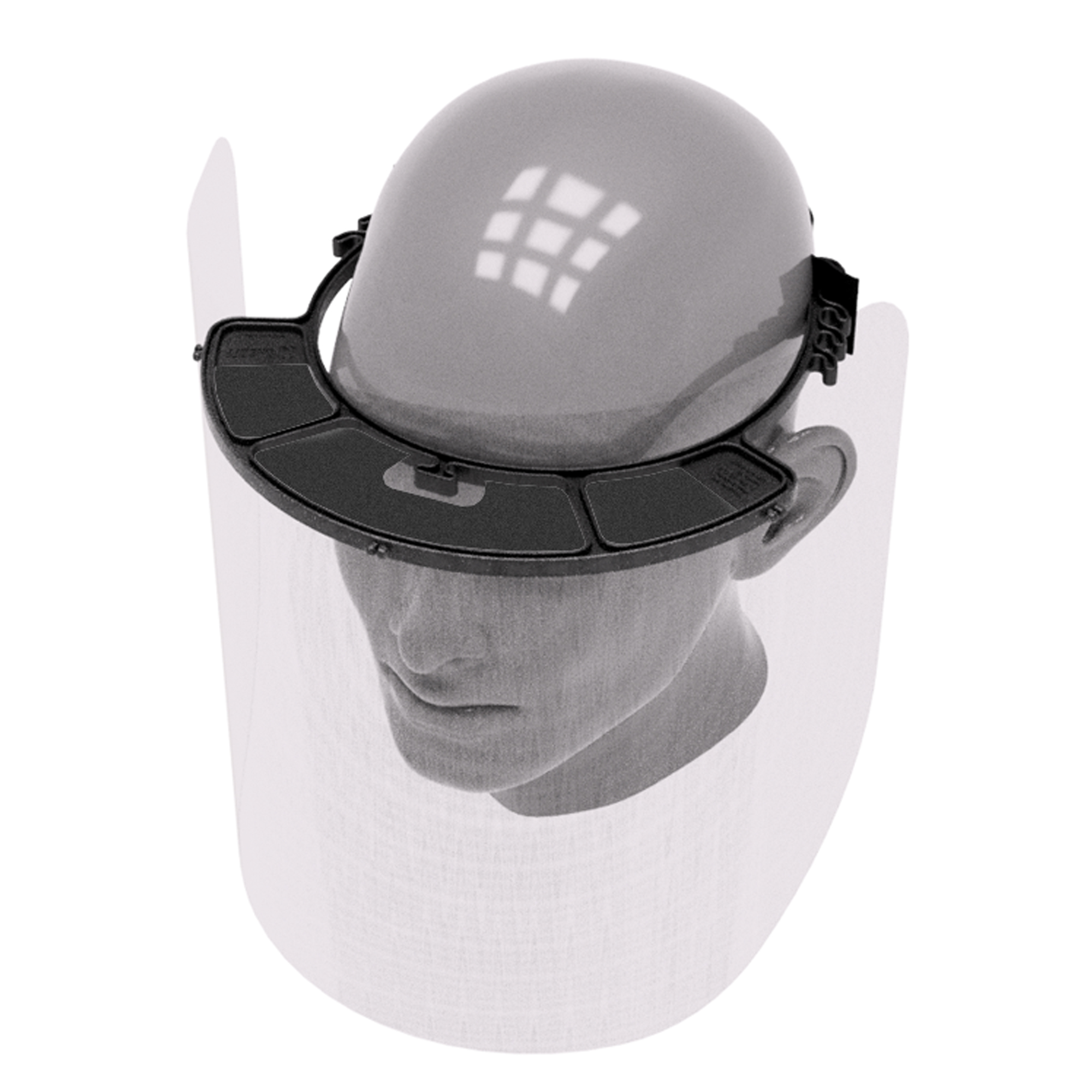 Face Shield Multi Packs - Polypropylene Splash Guard
