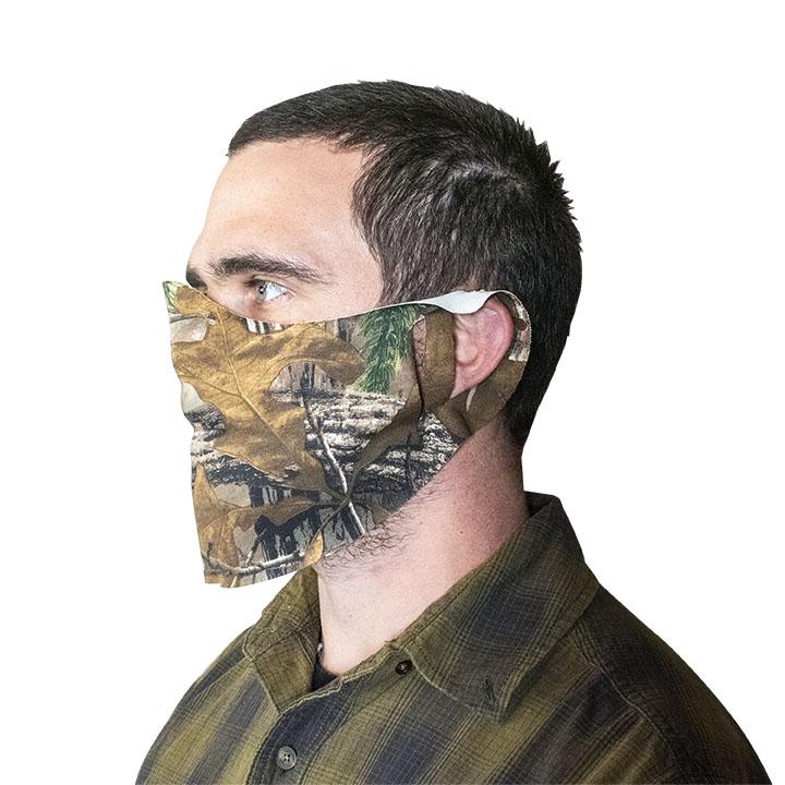 Reusable Face Mask Multi Packs - Camo