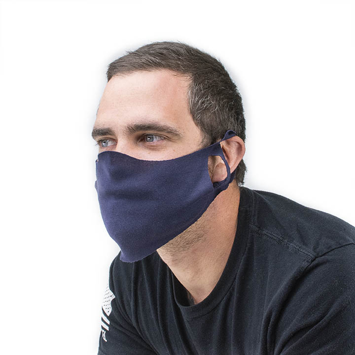 Reusable Face Mask Multi Packs - Navy