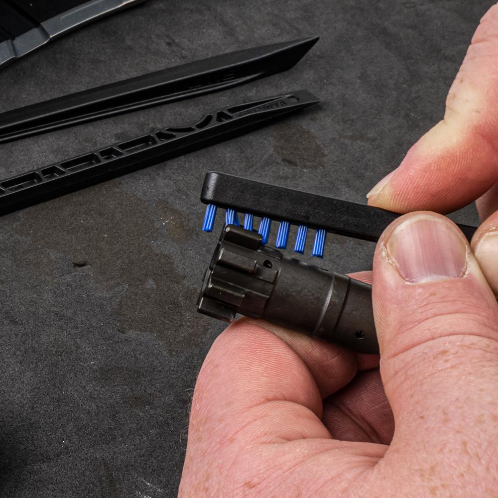 Multi-Purpose Scraper & Brush Set