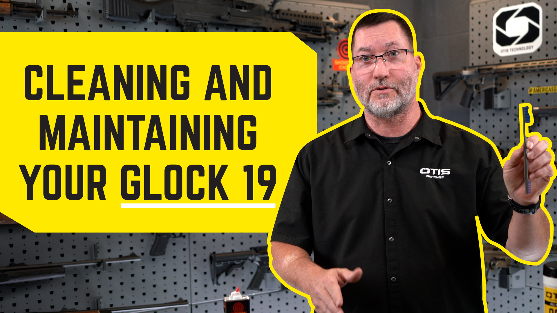 How to Clean and Maintain Your Glock | Glock 19 Cleaning and Maintenance