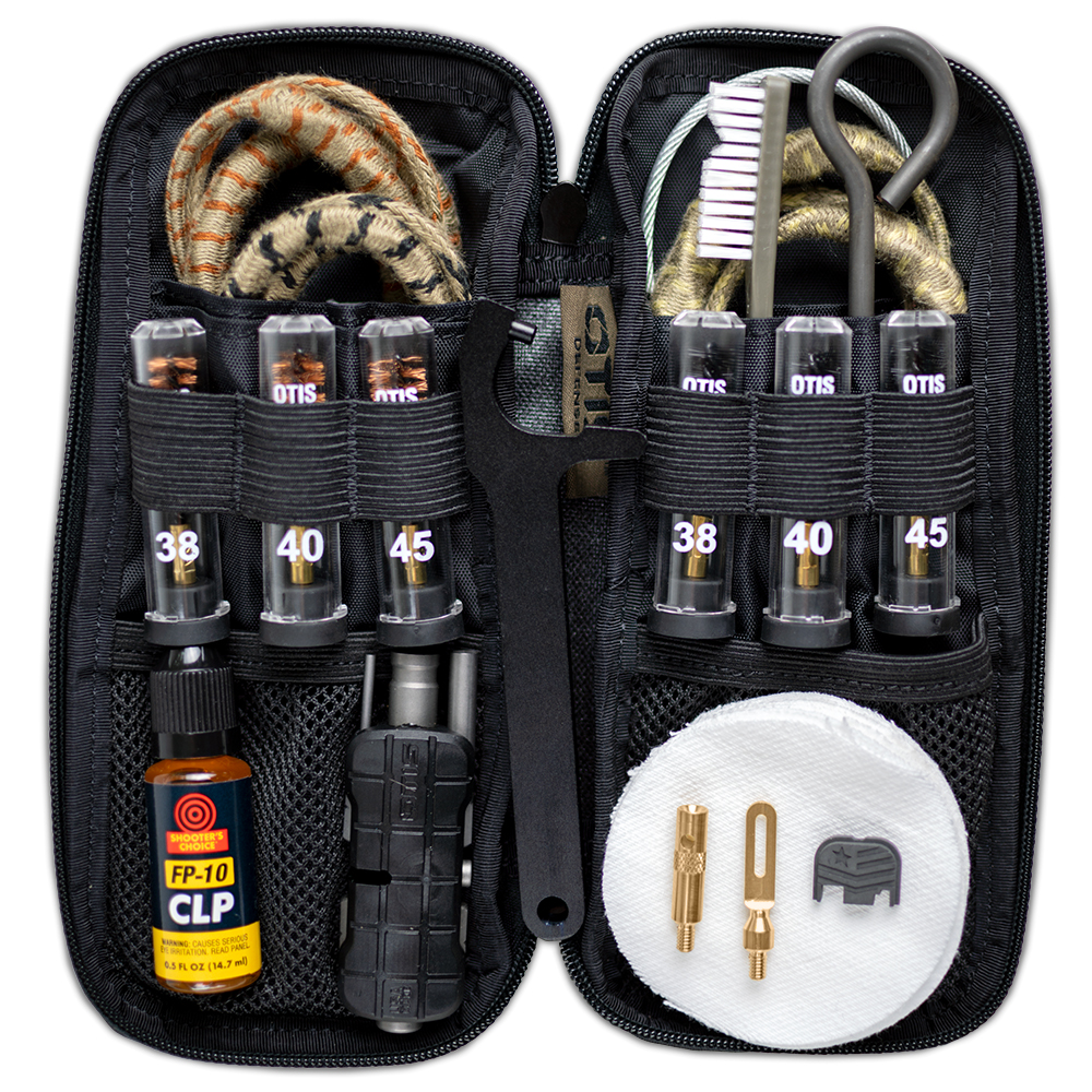 Otis Announces New, Professional Pistol Cleaning Kit For Glocks
