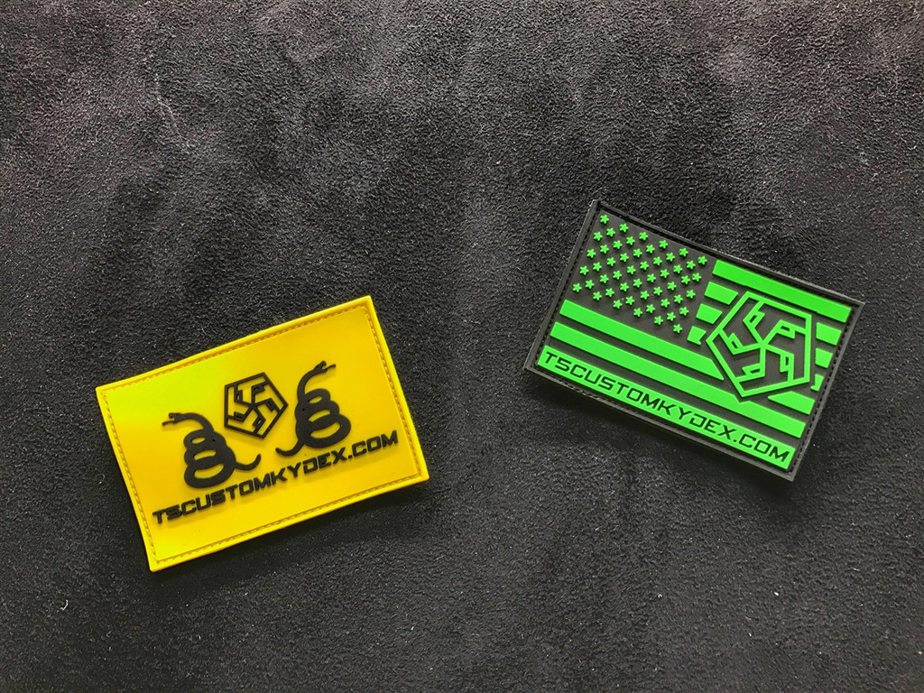 T5 Custom Kydex Patches