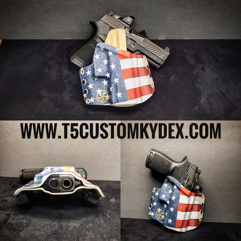 Semi-Custom OWB Holster