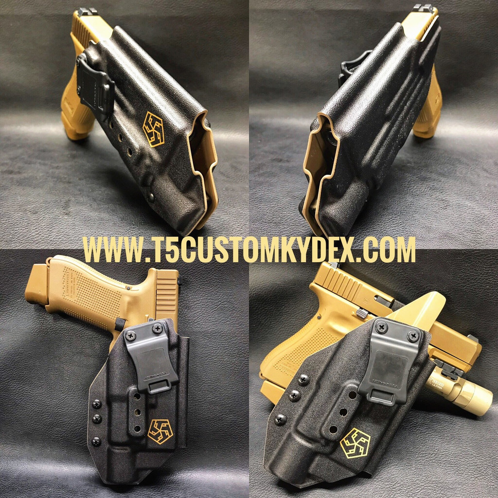 BLACKOUT Semi-Custom IWB Holster