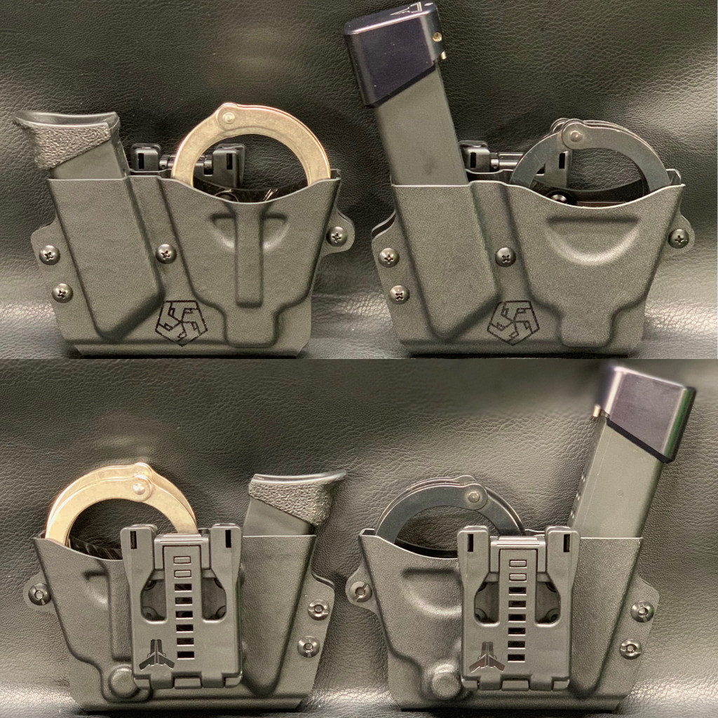 Cuff and Mag Carrier Combo