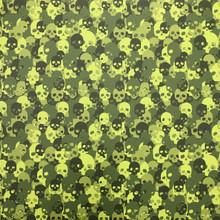 Green Skull Camo