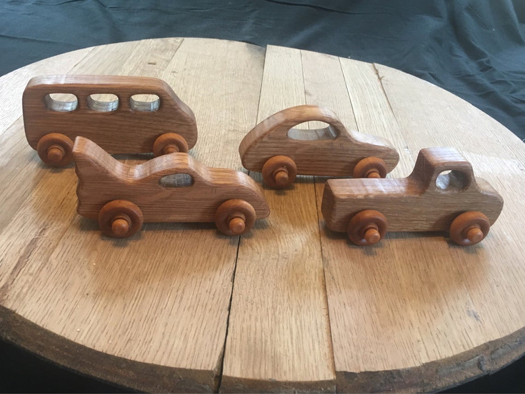 Barrelhead Racers - Bourbon Barrel Toys