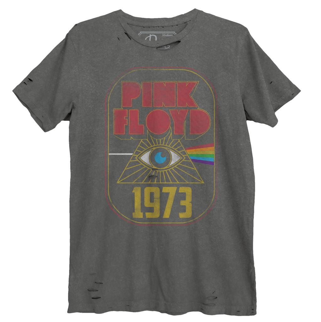 Pink Floyd Darkside 73' Destroyed Unisex Tee