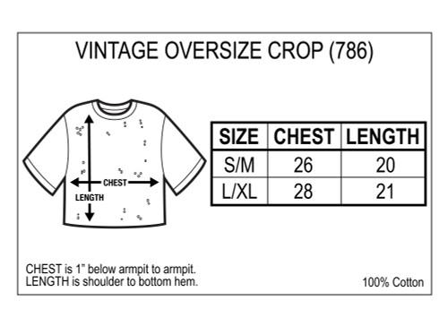 Def Leppard Tour 1983 Cat Vintage Crop