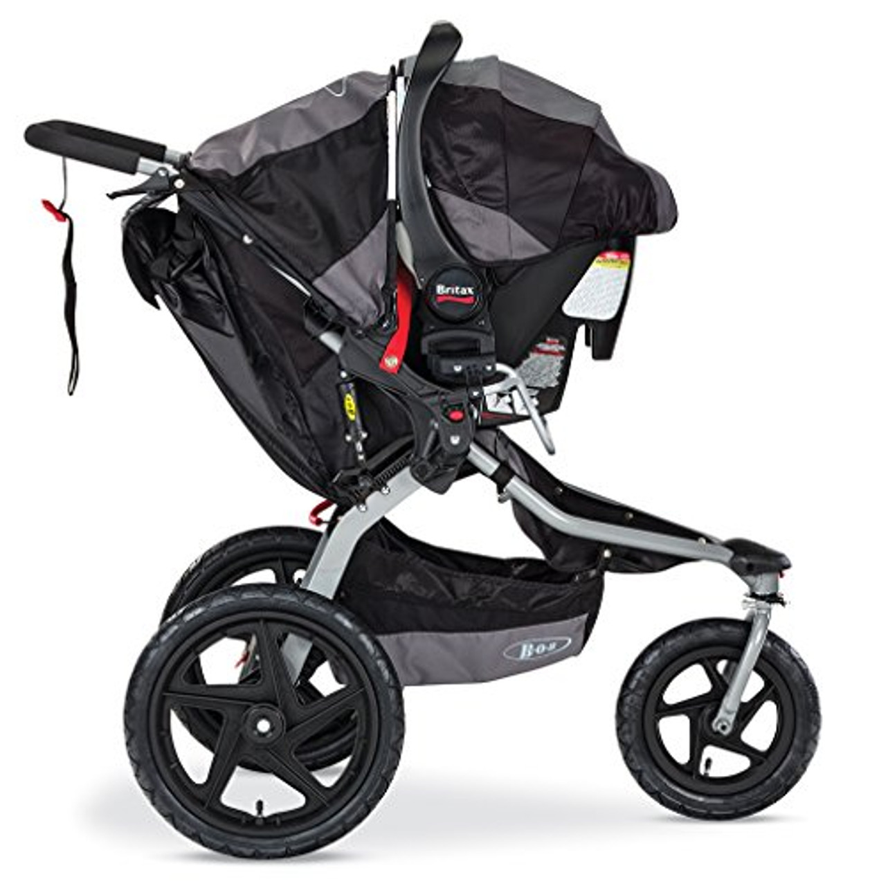 Britax And Bob Infant Car Seat Adapter For Bob Jogging Strollers