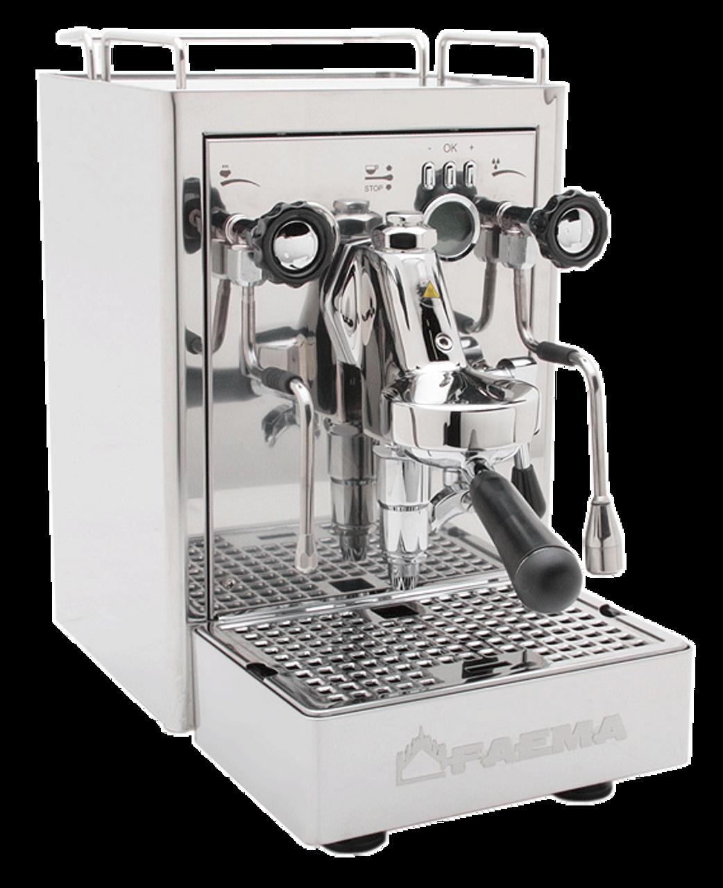 Faema Carisma S1 Price Amp Reviews Espresso Coffee Machine