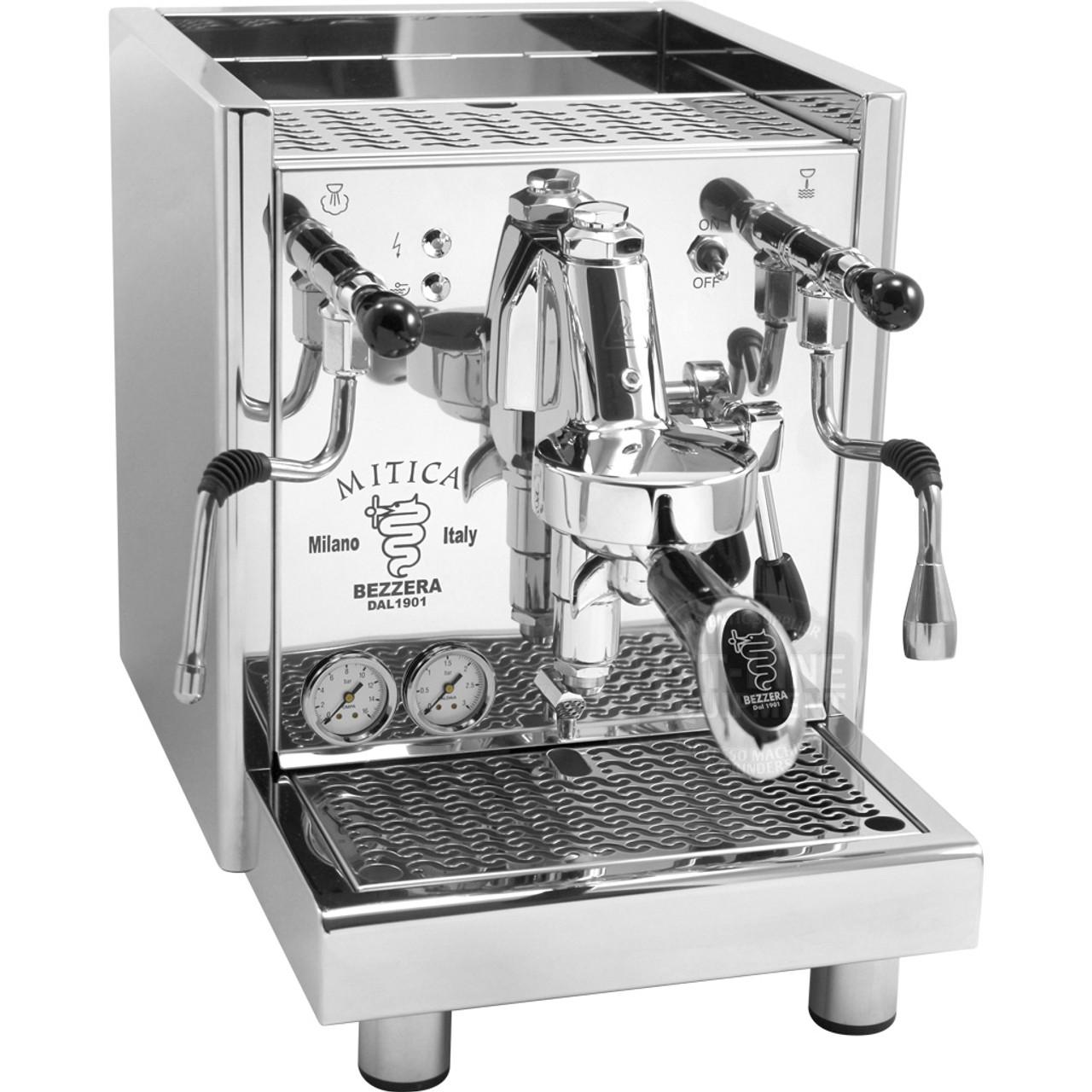 Caffe Milano Bezzera Espressotasse mit Unterteller
