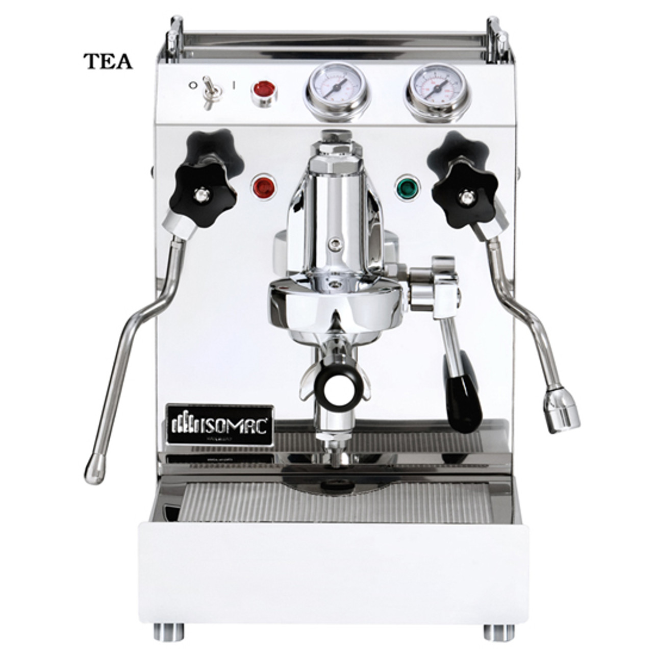 ISOMAC COMPLETE TWO CUP PORTAFILTER