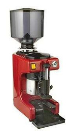 "La Pavoni ""ZIP"" Coffee Grinder, Black or Red"