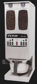 Fetco GR-2.3 Dual Hopper Coffee Grinder
