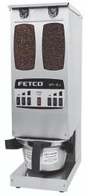 Fetco GR-2.3 Dual Hopper Coffee Grinder