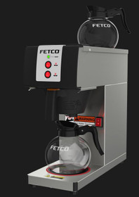 Fetco 0.5 gallon CBS-2121PW Pourover Coffee Brewer