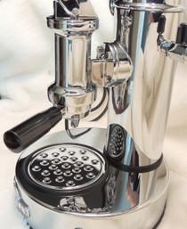 Elektra Micro Casa a Leva Lever ART.S1C Chrome Espresso Machine