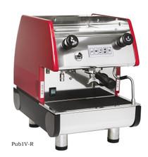 La Pavoni PUB 1V-R - Red