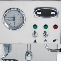 Lelit PL60PLUST Diana PID Double Boiler Espresso Machine with Dual Pumps
