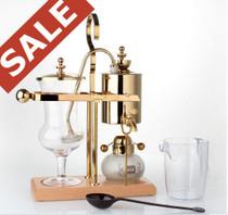 Caffe Arts™ Belgium Balance Siphon Coffee Maker