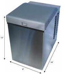Nuova Simonelli Milk Cooler for 1 Step Super Automatics