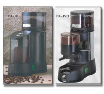 La Pavoni Burr Coffee Grinders - With or without doser - PA-JV or PA-JVD