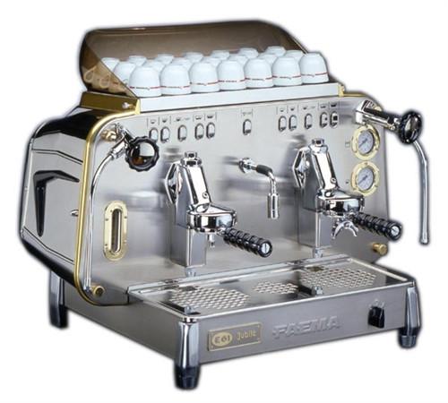 Faema E61 Jubile 2 Group Volumetric Commercial Espresso Machine