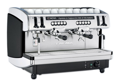 Faema Enova 2 Group Volumetric Commercial Espresso Machine