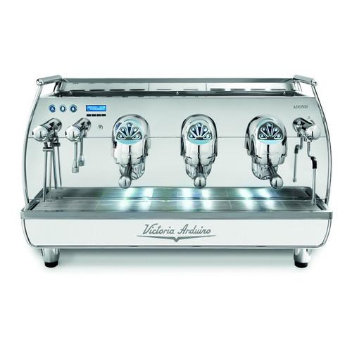 Victoria Arduino Adonis Commercial Espresso Machine - 3 Groups