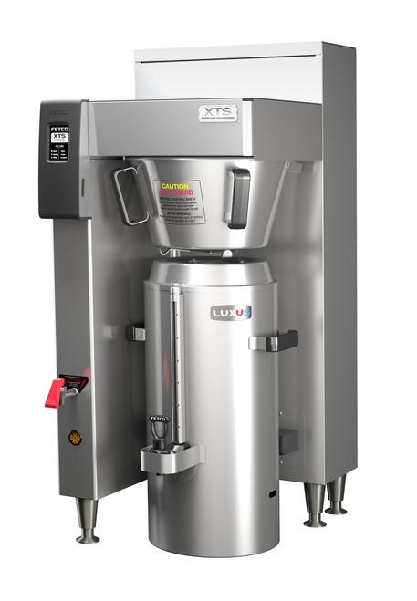 Fetco Single Station 3.0 gallon CBS-2161XTS Touchscreen Series Coffee Brewer