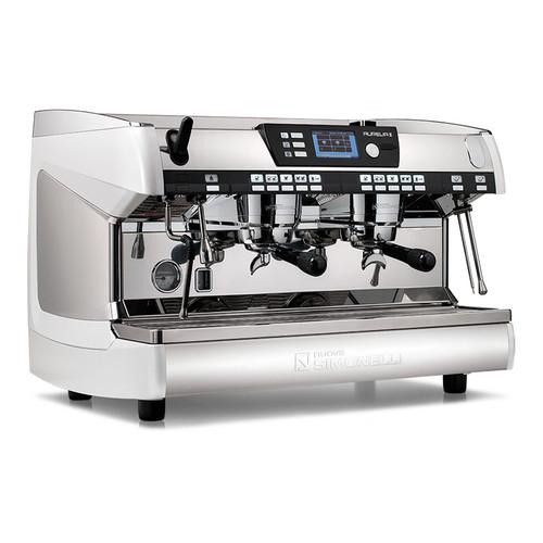 Nuova Simonelli Aurelia II DIGIT Volumetric Commercial Espresso Machine - 3 Groups