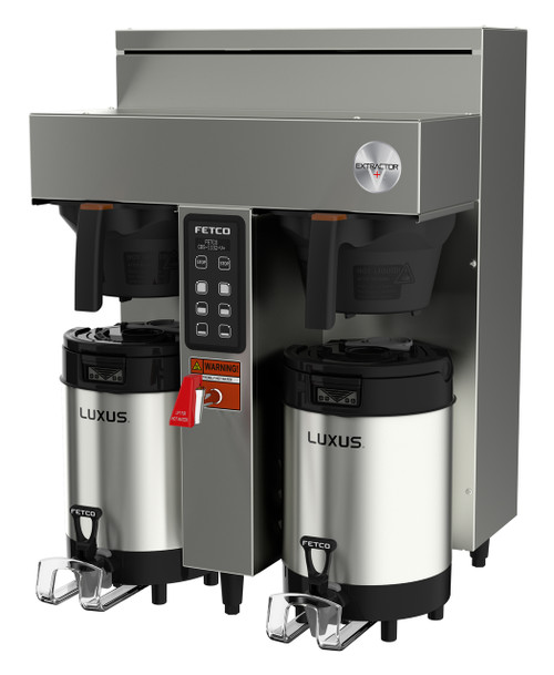 Fetco Commercial Coffee Brewer CBS-1132-V+