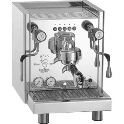 Bezzera BZ16 Espresso Machine – Fully-Automatic